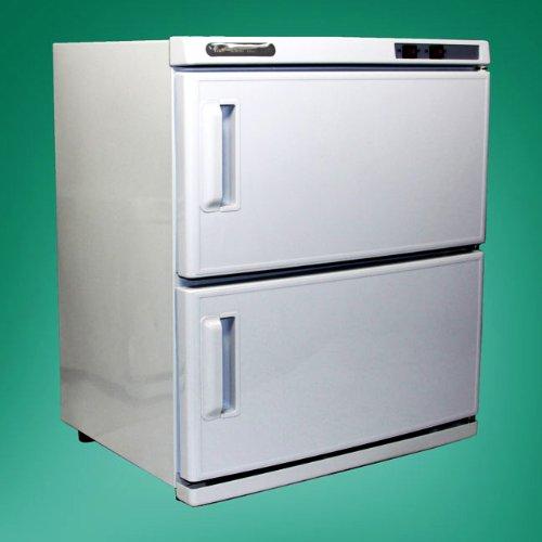 hot towel warmer cabinet 32l sterilizer massage spa salon double