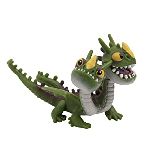 Dreamworks Dragons Defenders of Berk Mini Dragons Zippleback Belch