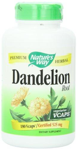 Natures Way Dandelion Root Vegetarian Capsules