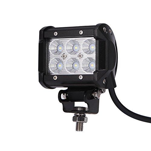 Impermeabile-LED-del-lavoro-della-lampada-18W-18W-1800LM-proiettore-LED-6LED-stretto-lavoro-Rampa-Led-a-lungo-raggio-fuoristrada-camion-ATV-SUV-Xagoo-Jeep-ATV-barche