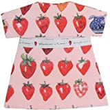 Cotton Peg Bag 30cm Sophie Allport Strawberries and Cream ALL1605by Shreds