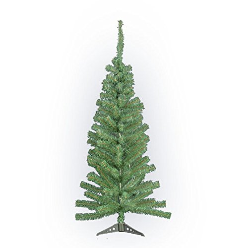4ft-artificial-green-christmas-tree-indoor-xmas-decoration-easy-fold-branch-new
