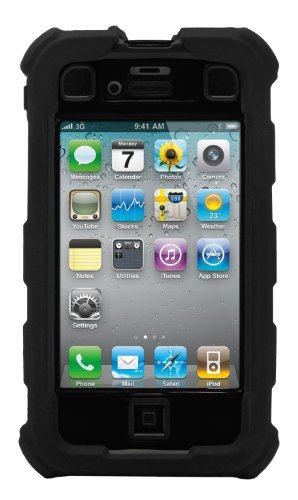 Ballistic Case iPhone4/4S対応最強ケース HA0778-M005 耐衝撃+防塵+防滴 Ballistic Hard Core (HC) Case iPhone4/4S バリスティック ケース iPhone4 ( SoftBank ), iPhone4S ( au, ソフトバンク ) 対応