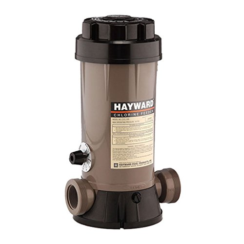 Hayward CL200 Automatic Pool Chemical Feeder with Mounting Base