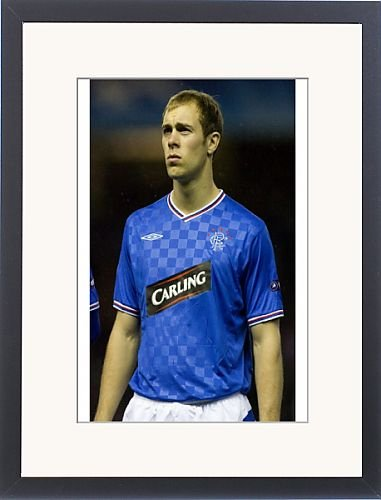 Framed Prints of Soccer - UEFA Champions League - Group G - Rangers v VfB Stuttgart - Ibrox from Rangers