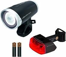 Comprar Sigma Sport Lightster/Cuberider II - Juego de faros delantero y trasero para bicicleta