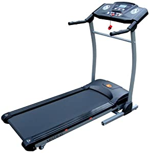 FRONTIER Mistral Motorised Auto Incline Treadmill 16 Km/h - 3 Yrs Warranty
