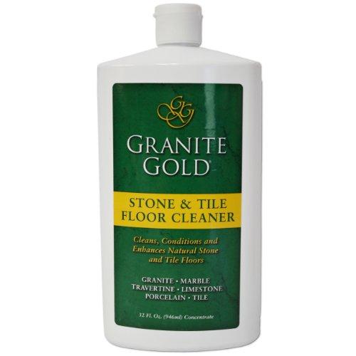 Granite Gold GC0210 Stone & Tile Floor Cleaner 32 Fl. Oz.