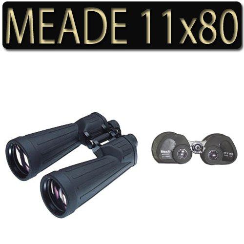 Meade 11x80 Rubber Armored Giant Binocular