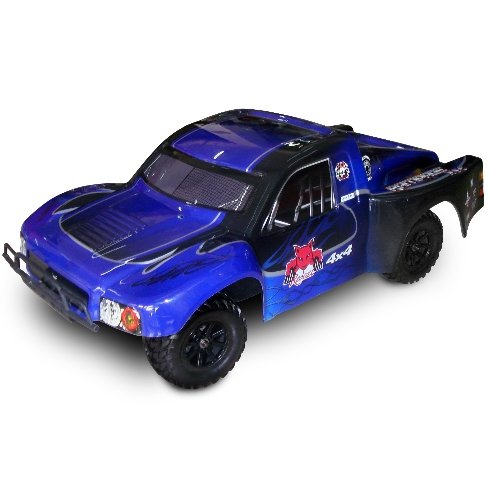 Rampage XSC Short Course Truck 1/5 Scale Gas(With Remote Control)