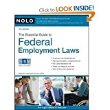 img - for The Essential Guide to Federal Employment Law 2nd Second edition byAttorney book / textbook / text book