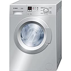 Bosch WAX20168IN Front-loading Washing Machine (6 Kg, Silver)