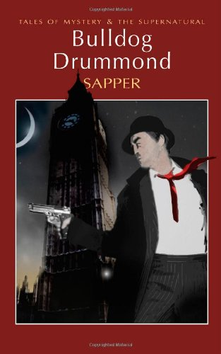 Bulldog Drummond: The Carl Peterson Quartet (Tales Of Mystery & The Supernatural)