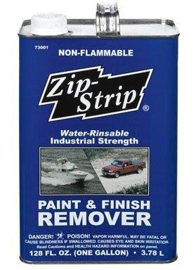 Absolute Coatings 273001 Zip Strip Industrial Strength Remover