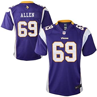 Nike NFL Minnesota Vikings Jared Allen #69 Youth Limited Jersey by Nike