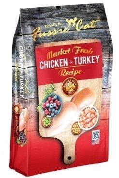 Fussie Cat Market Fresh - Chicken & Turkey