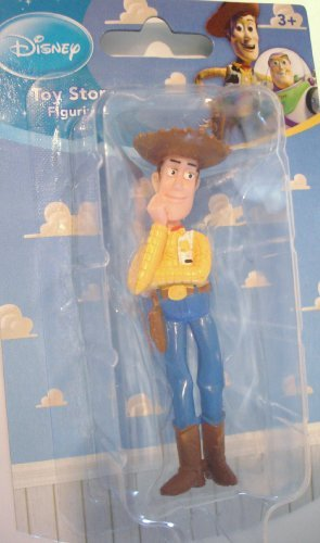 Disney Toy Story Woody Figurine - 1