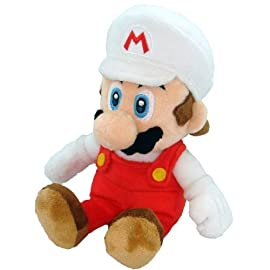 Official Nintendo Super Mario Plush Series Stuffed Toy - 8