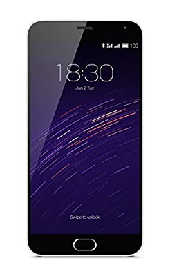 Meizu m2 note (White, 16GB)