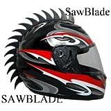 Motorcycle Dirtbike ATV Snowmobile Helmets Helmet Warhawks Mohawks Mohawk (Helmet not Included) saw