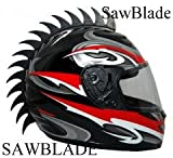 Motorcycle Dirtbike ATV Snowmobile Helmets Helmet Warhawks Mohawks Mohawk (Helmet not Included) saw