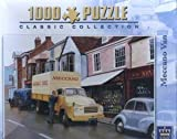 King Jigsaw Puzzle, Meccano Van, 1000 Piece (Classic Collection)