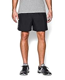 Under Armour Mens Under Armour Tactical 6 Inch Training Shorts, black, Medium