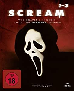 Scream 1-3 Bd [Blu-ray] [Import allemand]