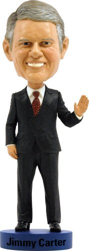 Pres. Jimmy Carter  -  Bobblehead