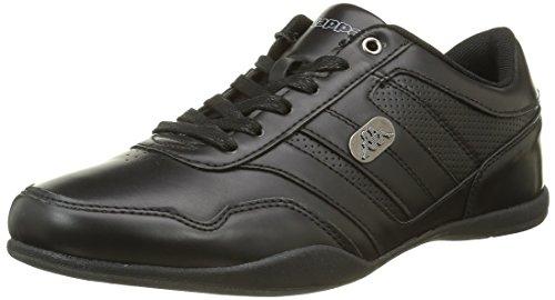 kappa-bodze-sneakers-basses-homme-noir-black-42-eu