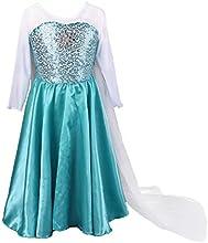 Pettigirl Little Girls39 Princess Sequin Cape Satiny Gown Dress 4-8 Y