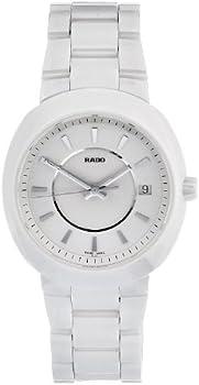 Rado R15519102 Quartz White Dial Ceramic Women's Watch