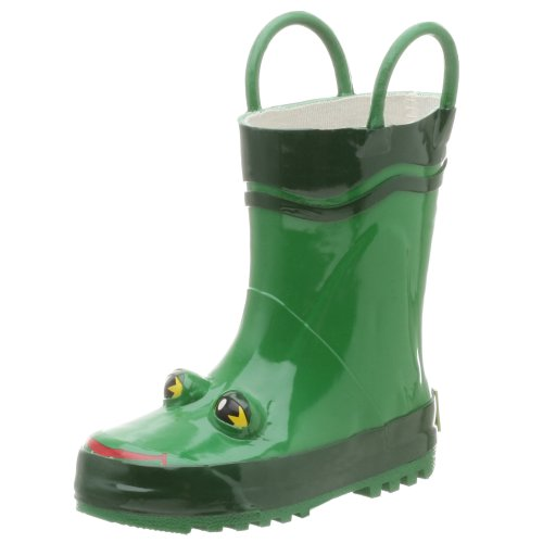 Western Chief Frog Rain Boot (Toddler/Little Kid/Big Kid)