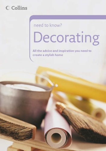 Decorating (Collins Need to Know?)