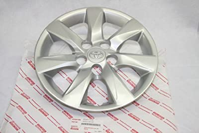"Genuine Toyota (42621-02120) 16"" Wheel Cover"