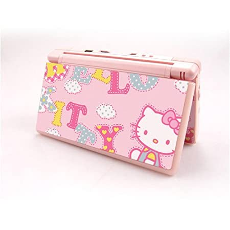 HELLO KITTY Decorative Protector Skin Decal Sticker for Nintendo DS Lite
