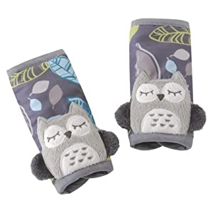 Eddie Bauer Animal Strap Covers - Owls