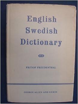 english to swedish dictionary pdf