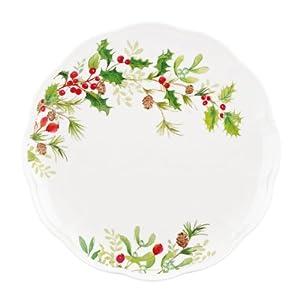 Lenox Winter Meadow Holly Dinner Plate