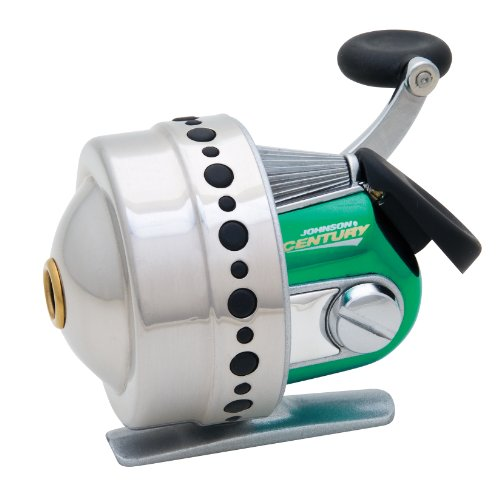 spincasting reel johnson century spincast reels fishing
