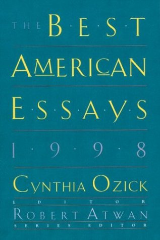 The Best American Essays 1998 (Best American)