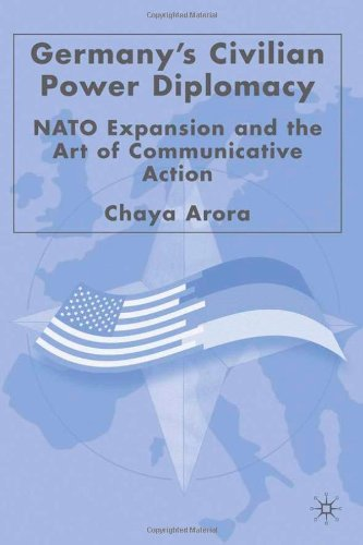 Germany's Civilian Power Diplomacy: NATO Expansion and the Art of Communicative Action