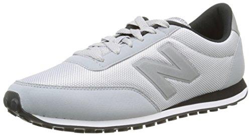 New Balance U410V1, Zapatillas Unisex Adulto, Blanco (White), 42 EU