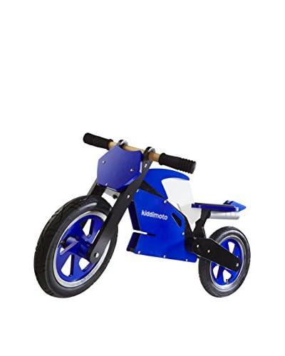 kiddimoto Impulsor Superbike Sport Azul / Blanco