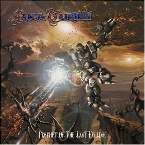 Luca Turilli - Prophet Of The Last Eclipse (Promo CD)