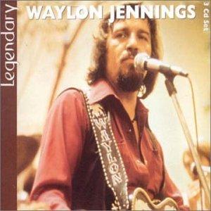 WAYLON JENNINGS - WAYLON JENNINGS (LEGENDARY COUNTRY SINGERS) TIME-LIFE - Zortam Music