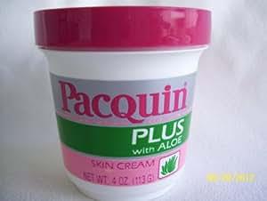 Pacquin Plus W/ Aloe Skin Cream 1.5 Oz. (3 Tubes)