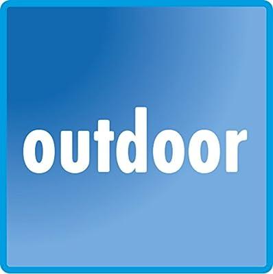 Reißfeste XL Schutzhülle für eine Gartenmöbelgruppe von MFG, transparent, 180x125x70 cm oval, in praktischer Tragetasche von MFG auf Gartenmöbel von Du und Dein Garten