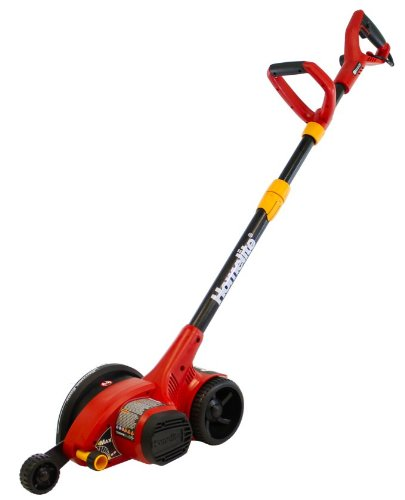 "Purchase HOMELITE UT45100 8"" 12 Amp 2-In-1 Electric Lawn Edger/Trencher Landscape"