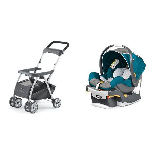 Chicco-Keyfit-30-Infant-Car-Seat-with-Caddy-Polaris